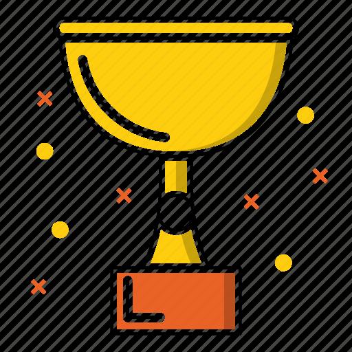 award, cup, development, reward, startup, trophy icon