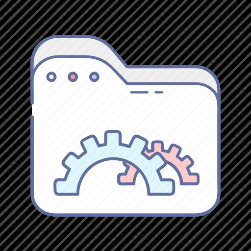 development, document, file, folder, web icon