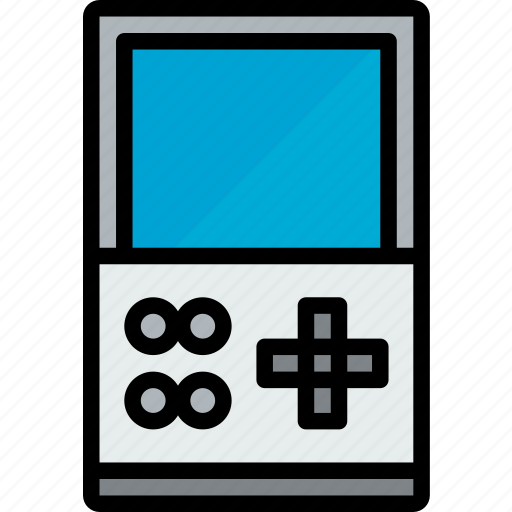 device, game, hardware, play, technology icon