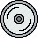 cd, device, hardware, technology icon