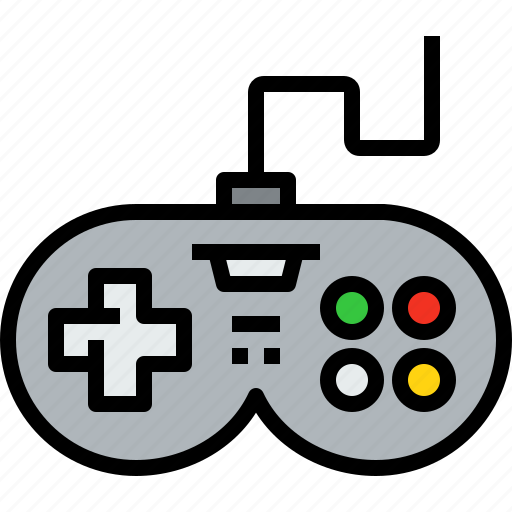 control, device, game, hardware, technology icon
