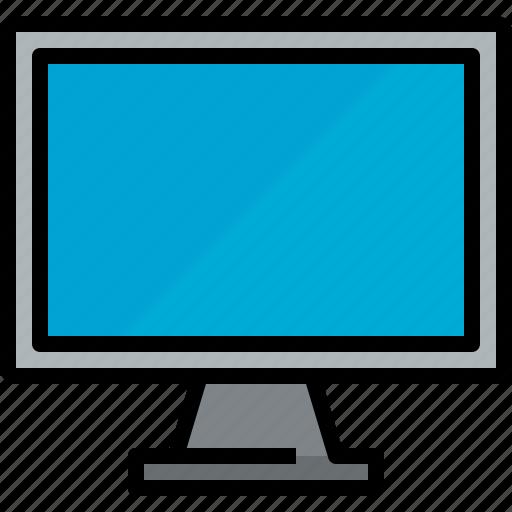 device, hardware, monitor, technology icon