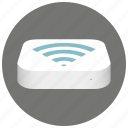 internet, network, router, wi fi, wi-fi, wifi, wireless icon