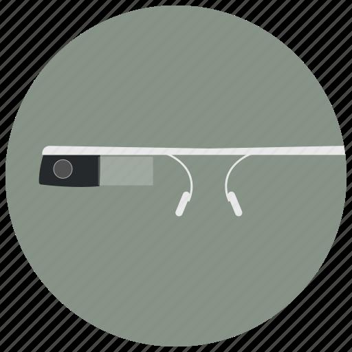 device, glass, glassgoogle, google glass, googleglass, magnifying, search icon