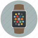 clock, device, iwatch, phone, technology, time, watch icon