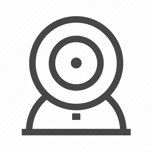 camera, device, video, webcam icon