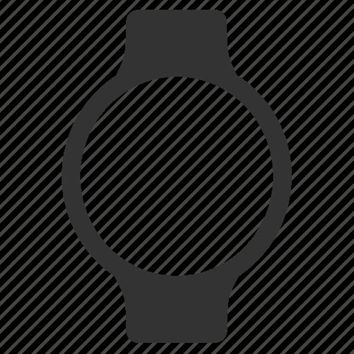 android wear watch, device, gadget, smartwatch, smartwear, touchscreen, watch icon