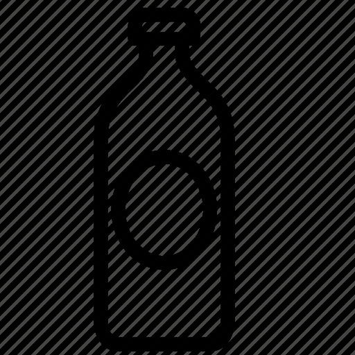 beverage, bottle, glass, oil, water, wine icon