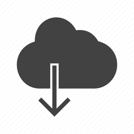 cloud, cloud computing, cloudy, data, storage, technology, weather icon
