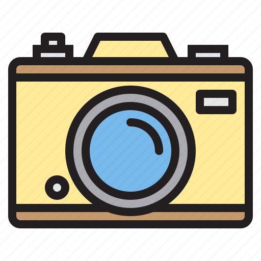 appliance, camera, device, electronic, household icon