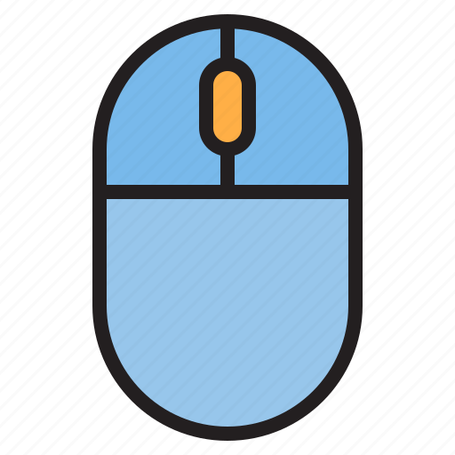 appliance, device, electronic, household, mouse icon