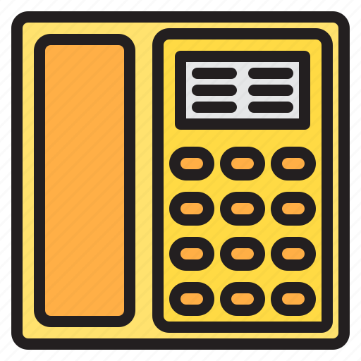 appliance, device, electronic, household, phone icon