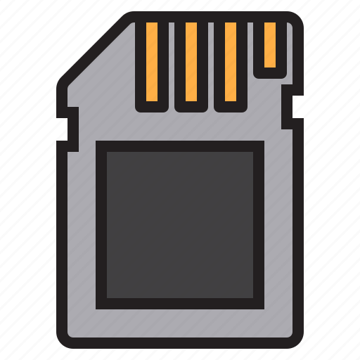 appliance, card, device, electronic, household, sd icon