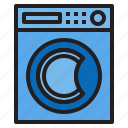 appliance, device, electronic, household, machine, waching icon