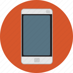 cell, devices, handheld, iphone, phone, smartphone icon