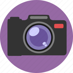 camera, devices, photo, picture, vintage icon