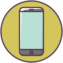 device, iphone, mobile, mobilephone, phone, smartphone, telephone icon