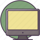computer, computers, device, imac, monitor, screen, technology icon