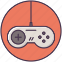 control, device, electronics, gaming, joystickplay, playstation, xbox icon
