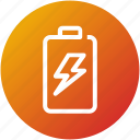 battery, charging, device, electric, energy icon