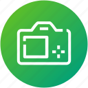 camera, device, digital, dslr, photography, picture icon