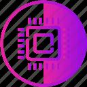 chip, cpu, hardware, processor