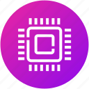chip, cpu, hardware, processor icon