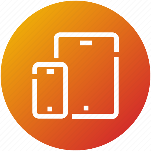 devices, ipad, mobile, phone, tablet icon