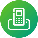 call, dect, device, phone icon