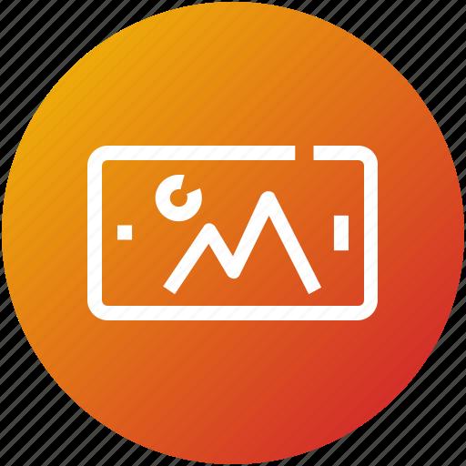 device, image, landscape, mobile, phone, smartphone icon