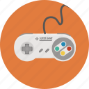 game, gamepad, nintendo, play icon