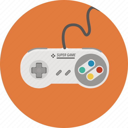 game, gamepad, nintendo, play icon