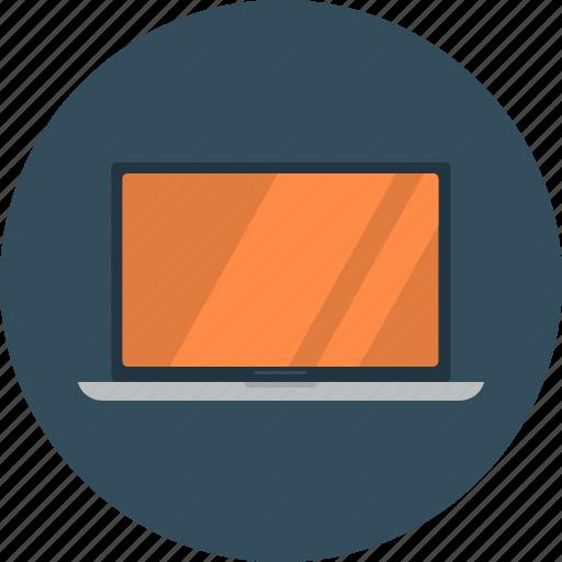 apple, computer, laptop, macbook, pc icon