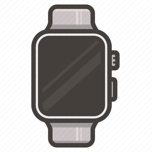 apple, smart, smartwatch, watch icon