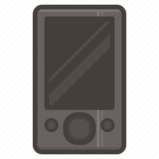 Player, zune, media, music icon - Download on Iconfinder