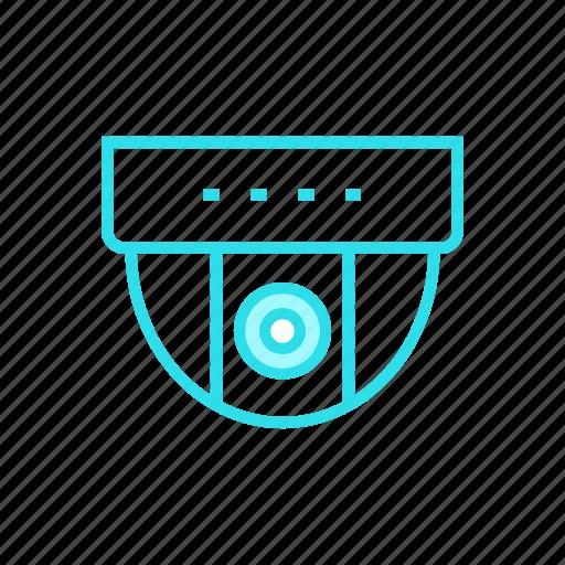 camera, device, safety, securitycamera icon