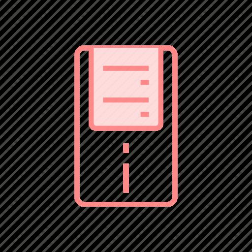 computer, cpu, device, processoricon icon