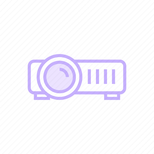 device, projectiondevice, projector, vediodevice icon
