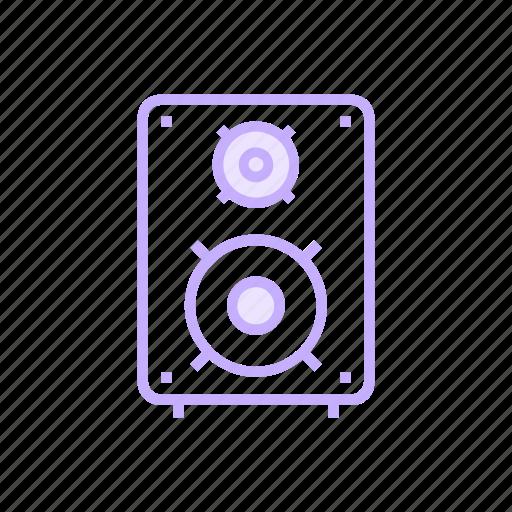 Audio, device, music, speaker icon - Download on Iconfinder