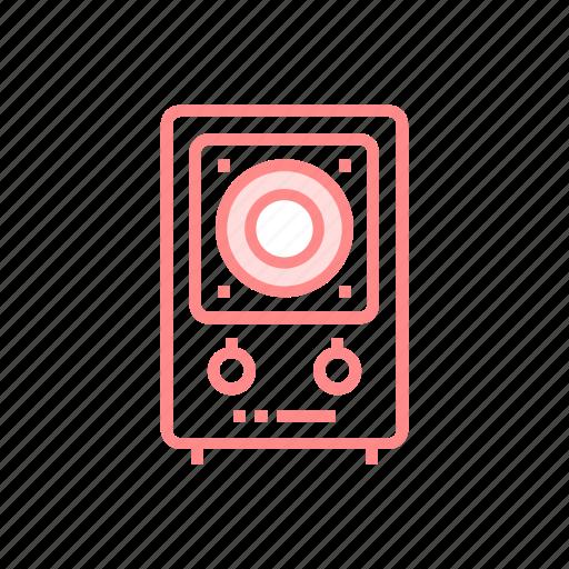 device, multimedia, music, speaker icon