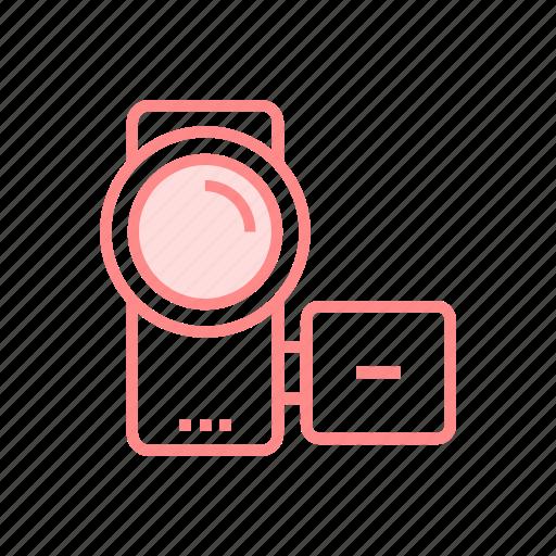 camera, device, movie, vediocamera icon