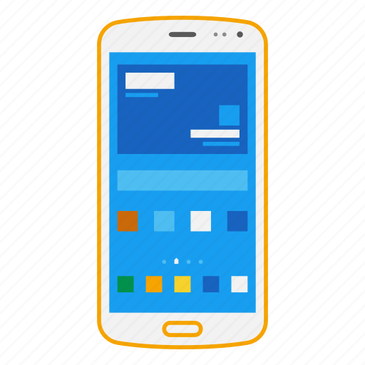 android, cell, galaxy, mobile, phone, samsung, smartphone icon