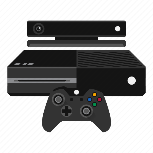 console, controller, game, gamepad, joystick, kinect, xbox icon