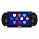 console, game, gaming, mobile, playstation, sony, vita icon