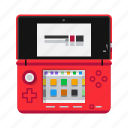 console, ds, game, gaming, mobile, nintendo, video game icon