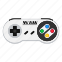 controller, game, gamepad, gaming, joystick, nintendo, super nintendo icon