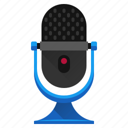 device, mic, microphone, rec, record, recording icon
