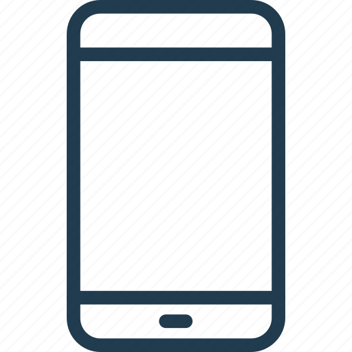 computer, device, electronic, mobile, phone, smartphone, tablet icon