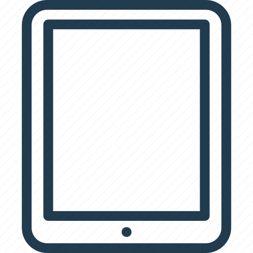 computer, device, electronic, ipad, tablet icon