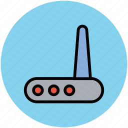 internet modem, internet router, router, wifi modem, wifi router icon